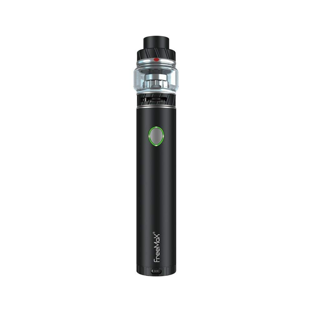 Freemax Twister 80W Starter Kit 2300mAh with Freemax Fireluke 2 TPD Compliant Tank Metal Edition (Black)