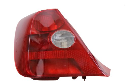 (Genuine Honda Parts 33551-S5T-A01 Driver Side Taillight Lens/Housing )