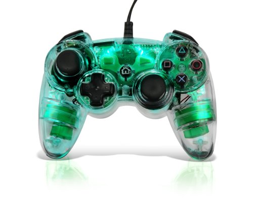 Afterglow AP.1 Controller for PS3 - Green