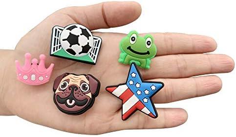 Clog Charm Shoe Button For Croc Accessories For Jibbitz Bracelet 4 Star Wars