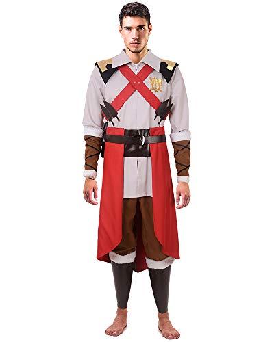 Cosplay.fm Men's Trevor Belmont Cosplay Costume