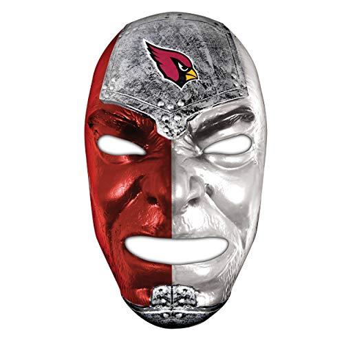 Franklin Sports NFL Arizona Cardinals Team Fan Face Mask