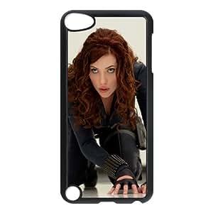 iPod Touch 5 Phone Case Black Black Widow ZHC2676775