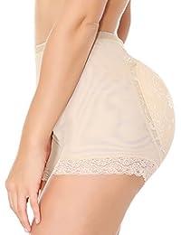 Women Butt Lifter Padded Shapewear Enhancer Control Panties Body Shaper Underwear