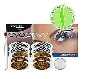 Color On Professional Eye Shadow Eye Envy Exotic (Halloween Makeup Animal Print)