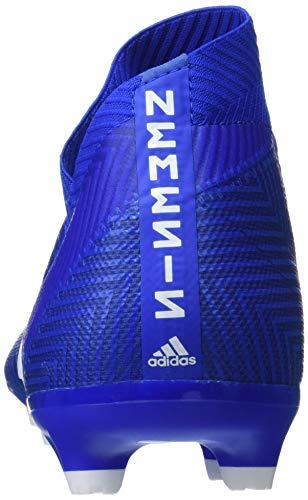 De Football 3 Pour Blanc Chaussures Homme Fg 18 Blanc db2109 Nemeziz Adidas UgdFw