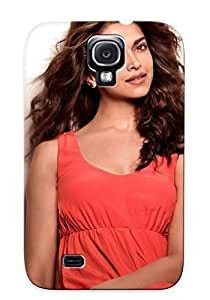 Defender Case With Nice Appearance (deepika Padukone ) For Galaxy S4 / Gift For New Year's Day
