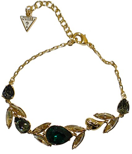 Guess Rhodium Gold Plated Bracelet UBB21541-L - Guess Gold Plated Bracelet