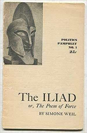 ILIAD POEM OF FORCE EPUB