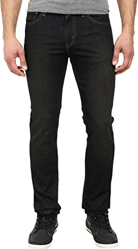 Levi's Men's 511 Slim Fit Jean, Clean Dark - Stretch, 31W x 34L Levis Cargo Jean