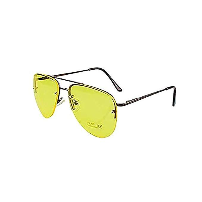b8d5bdcecc Lentes de conducción nocturna HD antideslumbrante visión polarizada lente  amarilla Gafas de sol de conducción polarizadas polarizadas unisex  polarizadas ...