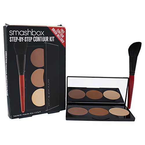 Smashbox Women's Step-By-Step Contour Kit, 11.47g from Smashbox