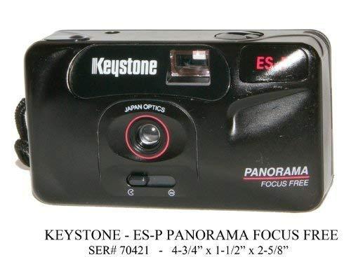 Keystone Easy Shot ES-P Panoramic 35mm Camera by Keystone