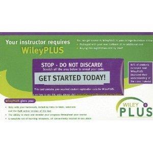 WileyPLUS T/A Cutnell's Physics, 8th ediiton. ebook