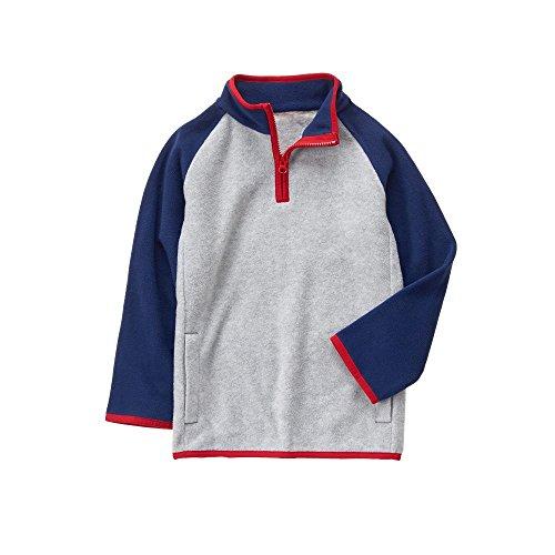 Crazy Boys Raglan Fleece Pullover product image