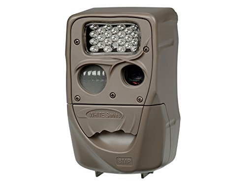 Cuddeback 8MP Moonlight IR Trail Game Hunting Camera with Mounting Bracket & (Ir Game)