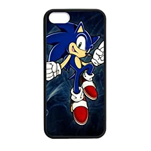 Laser Technology CTSLR Game Sonic the Hedgehog PC Skin for For SamSung Galaxy S5 Mini Phone Case Cover - 1 Pack - Black - 3- Perfect Gift for Christmas