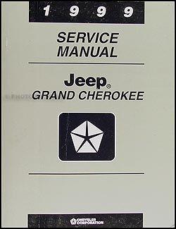 1999 jeep grand cherokee repair shop manual original amazon com books rh amazon com 1999 Jeep Grand Cherokee Stick Shift 1999 jeep grand cherokee shop manual
