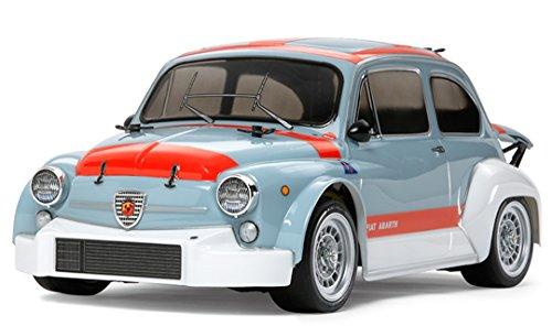タミヤ RCC フィアット アバルト 1000TCR ベルリーナ コルサ (M-05) (1/10 電動RCカーシリーズ No.465) 58465