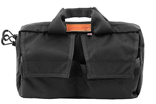 Blue Ridge Overland Gear Off Road Air Tools Bag | Black - Made in ()