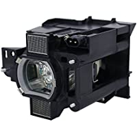 AuraBeam Professional Hitachi CP-WX8265 Projector Replacement Lamp with Housing (Powered by Philips)
