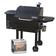Camp Chef is banging on all cylinders to offer a killer deal on a premium full-feature pellet grill smoker. The SmokePro DLX PG24 pellet smoker sports more features and functionality than even top-of-the-industry competition can match (hence ...