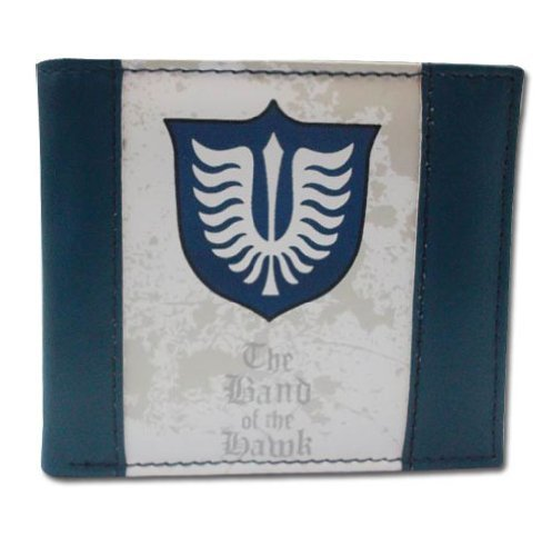 Berserk Band Of The Hawk Wallet by GE Animation