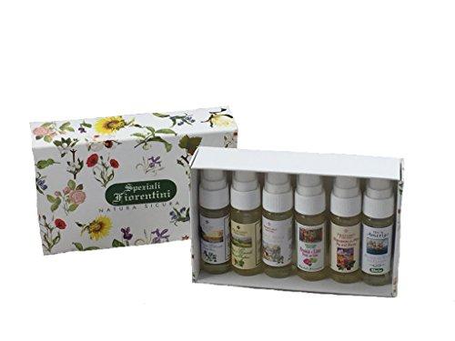 Speziali Fiorentini 6 Piece Fragrance Fiori Gift Set