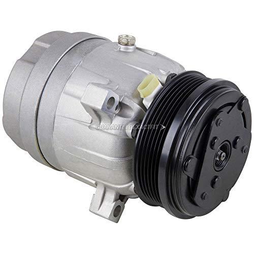 AC Compressor & A/C Clutch For Buick Regal Pontiac Grand Prix Chevy Lumina - BuyAutoParts 60-00972NA New