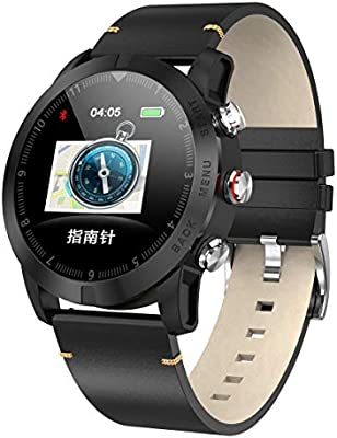 leegoal S10 Smartwatch con Pulsómetro, IP68 impermeable deportes ...