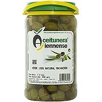 Aceituna Verde 100% Natural Machacada Aceitunera Jiennense 1.2Kg