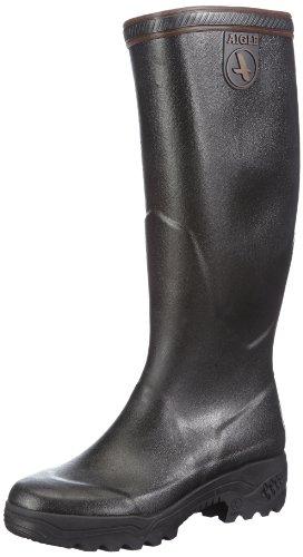 Aigle Parcours 2 Iso, Botas de agua unisex negro - Schwarz (noir)