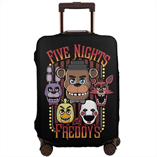 Rmoye Five Nights at Freddy's Travel Luggage Protective Covers for 18