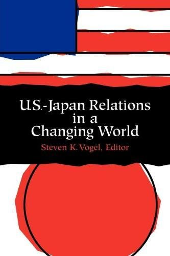 Download U.S.-Japan Relations in a Changing World pdf epub