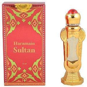 Sultan Perfume Oil Itr Attar (12ml) by Al Haramain by Al Haramain