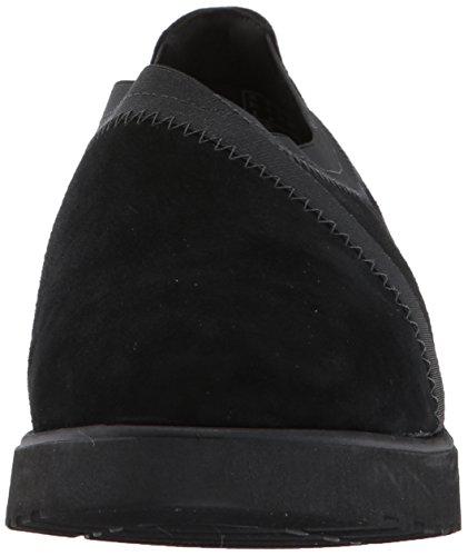 Zapatillas Bellevue Mujer Suede para Clarks Negro GamuzaBlack Cedar Ewdqng