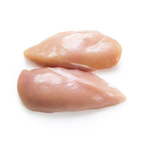 Double Certified Organic Chicken Breast Boneless/skinless (4.50-5 Lbs) - Glatt (Fresh Chicken)