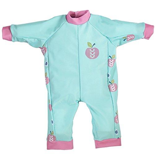 Splash About Children's UV All In One Eczema Suit (Apple Daisy, 6-12 Months)