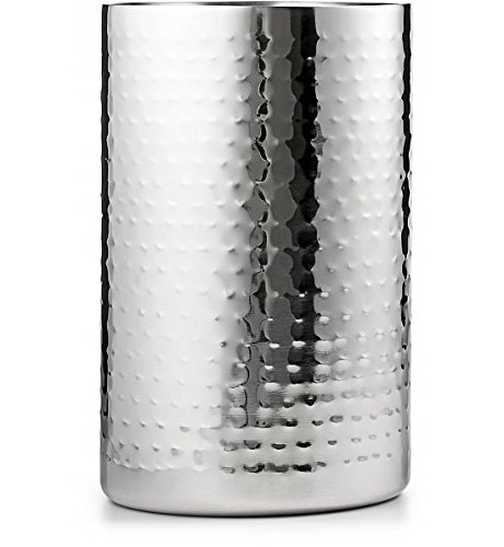 GiftTree Stainless Steel Wine & Champagne Chiller | Double Walled Iceless Insulated | A Great Gift For Celebrations ()