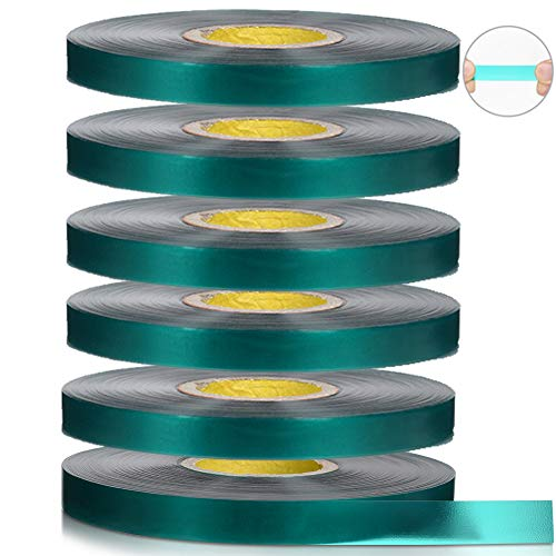 accmor 6 x 150ft Stretch Tie Tape Roll, 1/2