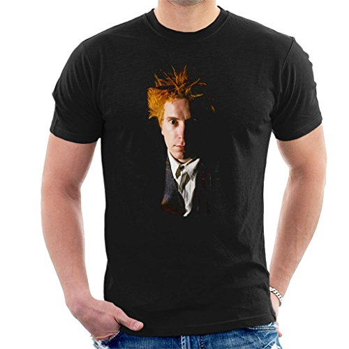 - John Lydon Johnny Rotten of Public Image Ltd Men's T-Shirt Black