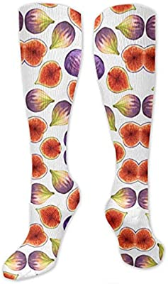 d476002507d Figs Pink Compression Socks for Women and Men - Best Medical,for Running,  Athletic, Varicose Veins, Travel.