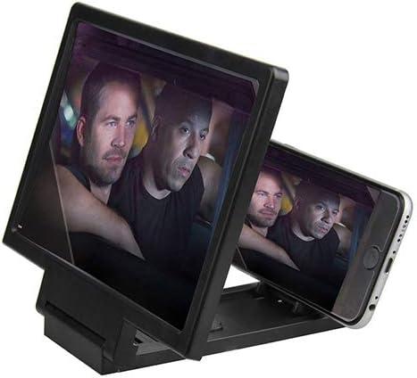 Happyhouse009 - Lupa para Smartphone (Pantalla 3D, función Atril ...
