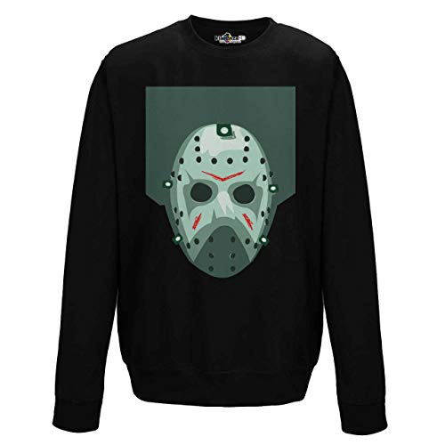 KiarenzaFD Crewneck Parody Horror Cult Cinema Jason Voorhees