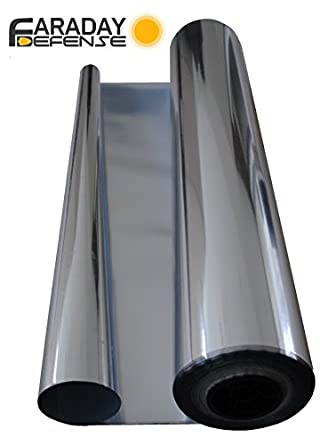 Faraday Jaula EMF grueso 5 m x 36