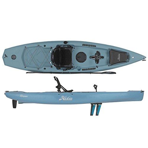 Hobie Mirage Compass Kayak 2019-12ft/Slate Blue