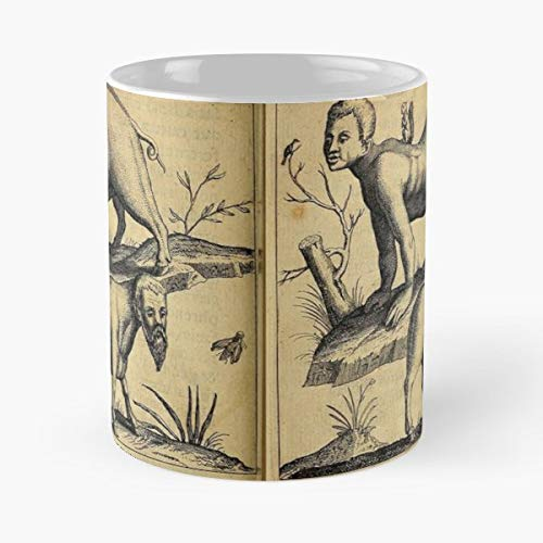 Weird Medieval Vintage Creepy - Handmade Funny 11oz Mug Best Holidays Gifts For Men Women Friends.]()