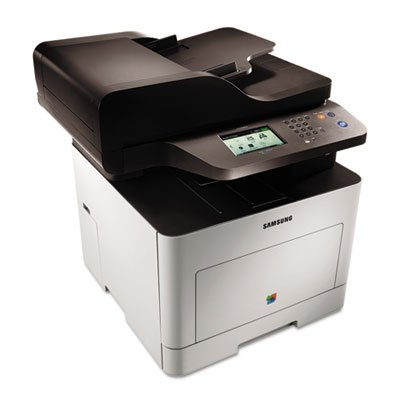 Samsung CLX-6260FW Wireless Multifunction Laser Printer, Copy/Fax/Print/Scan