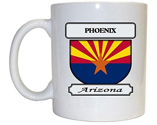 Phoenix, Arizona (AZ) City Mug