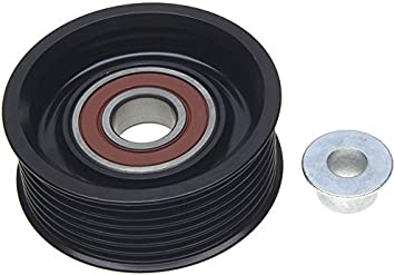 ACDelco 36222 Professional Idler Pulley with 12 mm Bushing